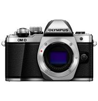 Цифровая камера OLYMPUS E-M10 mark II Body серебристый