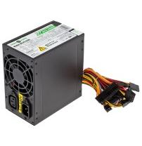 Блок питания LOGICPOWER 400W GreenVision GV-PS ATX S400/8 Black