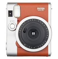 Фотокамера FUJI Instax Mini 90 Instant camera Brown EX D