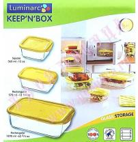 Набор контейнеров Luminarc Keep'n' J5101 3 штуки
