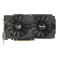 Видеокарта ASUS 4Gb DDR5 256Bit ROG-STRIX-RX570-O4G-GAMING PCI-E