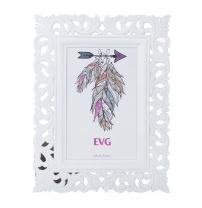 Рамка EVG FRESH 10X15 8616-4 White