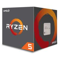 Процессор AMD Ryzen 5 1500Х sAM4 (3,6GHz, 16MB, 65W) BOX