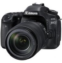 Аппараты цифровые CANON EOS 80D 18-135 IS nano USM KIT