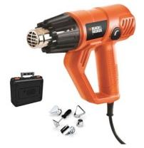 Фен_техн. BLACK&DECKER KX2001K-XK 2000Вт, 50-450/90-600С.