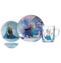 Набор 3 предмета Luminarc Disney Frozen L0872