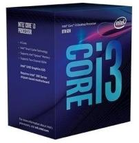 Процессор INTEL Core i3-8100 s1151 3.6GHz 6MB GPU 1100MHz BOX