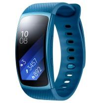 Фитнес устройства SAMSUNG Gear Fit 2 (SM-R3600ZBASEK) Blue