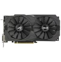 Видеокарта ASUS 4Gb DDR5 256Bit ROG-STRIX-RX570-4G-GAMING PCI-E