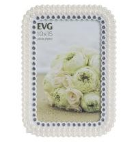 Рамка EVG SHINE 10X15 AS01 White