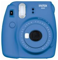 Фотокамера FUJI Instax Mini 9 CAMERA COB BLUE EX D N Синий Кобальт