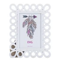 Рамка EVG FRESH 10X15 8153-4 White