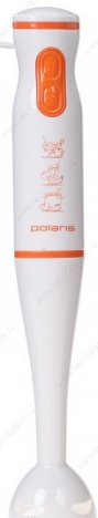 Блендер Polaris PHB 0508 White/Orange 5055539109828